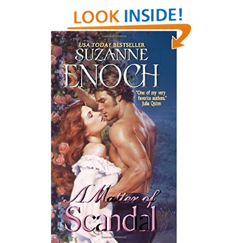 A Matter of Scandal (With This Ring, Book 3) (Vol 3)