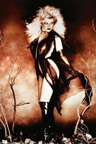 Girls Tracy Lackstiefel Akt Poster Erotik Poster nackte hot Girls schöne Frauen Lack Leder 61x91,5cm