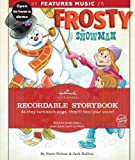 Hallmark Frosty the Snowman Recodable Storybook with music