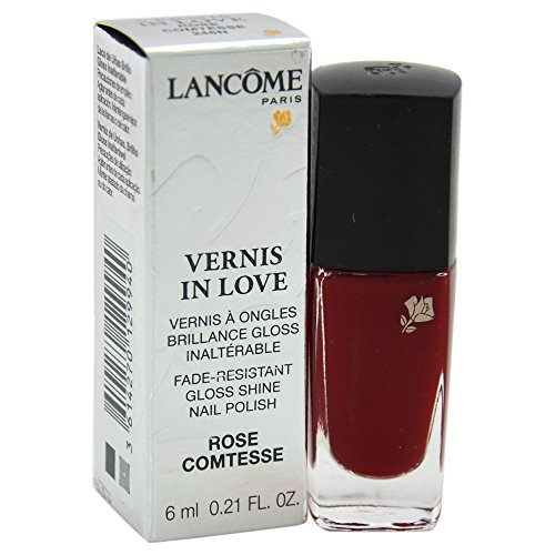 Lancome Vernis in Love Rose Comtesse 246N