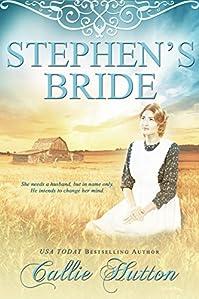 Stephen's Bride by Callie Hutton ebook deal