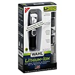Wahl Home Products Grooming Kit, All-In-One, Rechargeable, Lithium Ion, 1 kit