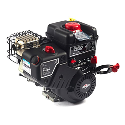 Briggs-and-Stratton-15C134-3023-F8-Snow-Series-Max-250cc-1150-Gross-Torque-Engine-with-1-Inch-Diameter-by-2-34-Inch-Crankshaft