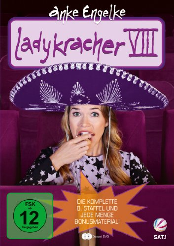 Ladykracher - Staffel 8 [2 DVDs]