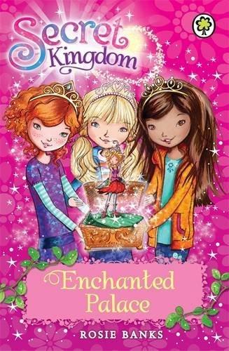 1: Enchanted Palace (Secret Kingdom)