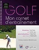 Golf - Mon carnet