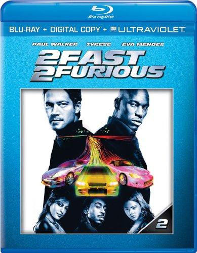 2 Fast 2 Furious (Blu-Ray + Digital Copy + Ultraviolet)