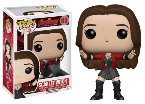 Warlord Games FNK4779 Pop Avengers - Age of Ultron - Scarlet Witch