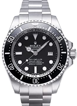ROLEX Sea-Dweller Deep Sea 新品 Ref.116660