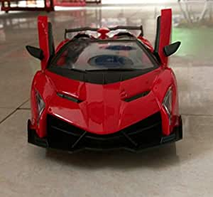 RIANZ Remote Controlled Lamborghini with opening doors 1:14