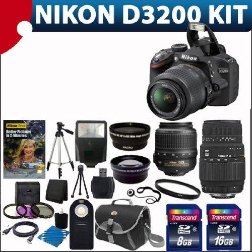 Nikon d3200 crash course tutorial training video now available.