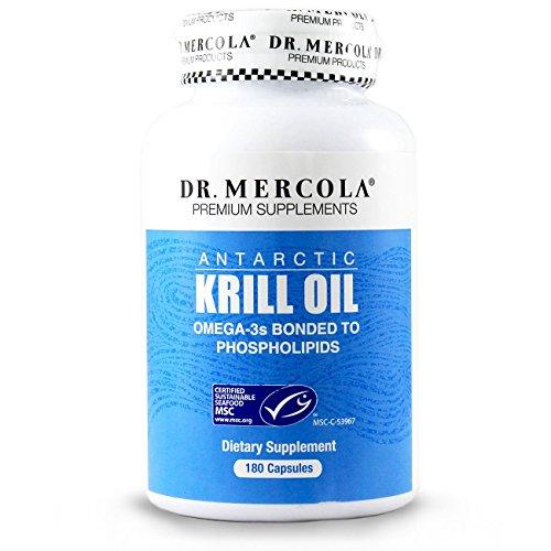 Krill oil benefits for Fish oil alternative