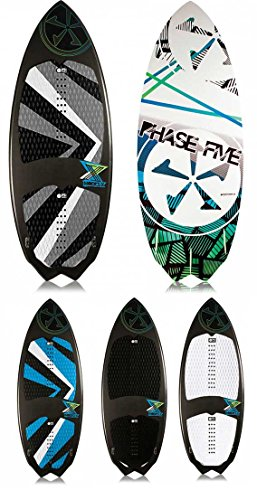 2016 Phase 5 Model X Wakesurf Board- 53""