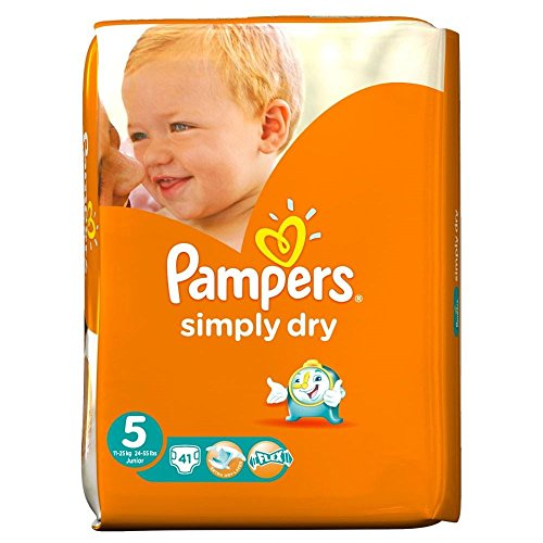 Pampers Diaper Sizes By Weight