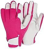 Briers Gardening Gloves - Goat Leather - Ladies Medium