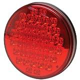 RoadPro RP-15010 Chrome 2.5 x 1.5 Light Base