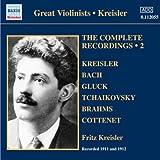 Kreisler: Solo Recordings 2 (The Complete Solo Recordings Vol.2)