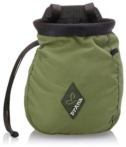 prAna Living Chalkbag with Belt, One Size, Cargo Green