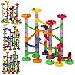 Circuit de billes - 105 pi�ces - 30 billes color�es incluses - DIVERSES TAILLES AU CHOIX