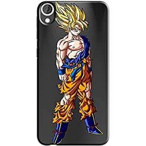 KID GOKU GT BACK COVER FOR HTC 820