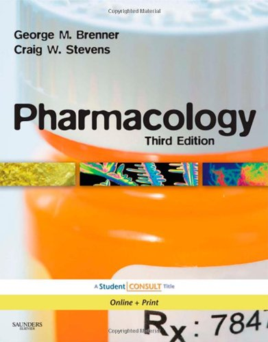Pharmacology: With STUDENT CONSULT Online Access, 3e
