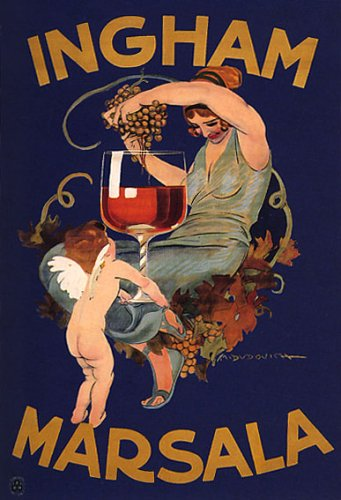 ingham-marsala-wine-woman-angel-grapes-italy-large-vintage-poster-repro