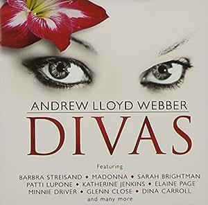 Andrew Lloyd Webber Divas