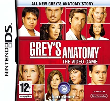 Grey's Anatomy: The Video Game (Nintendo DS) by UBI Soft