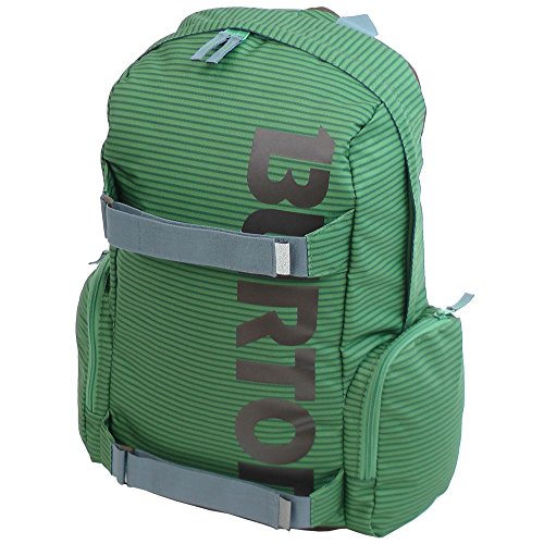 Burton Daypack Emphasis, Unisex, Daypack EMPHASIS, Soylent Stripe Print, Taglia unica