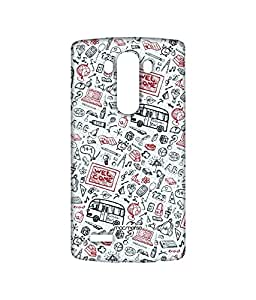 Back to School - Sublime Case for LG G4