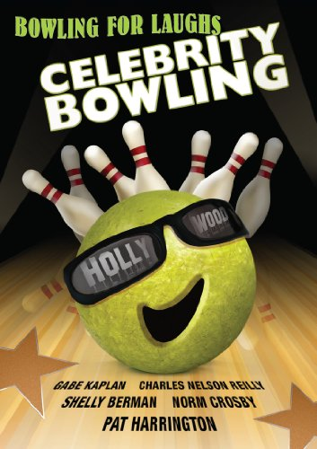 Cover art for  Celebrity Bowling - Bowling for Laughs