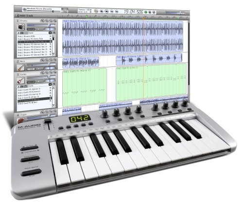 M-Audio Session Keystudio 25