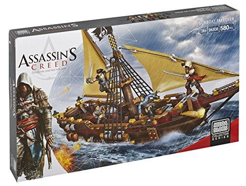 Mattel Mega Bloks DBJ05 Assassin's Creed - Gunboat Takeover