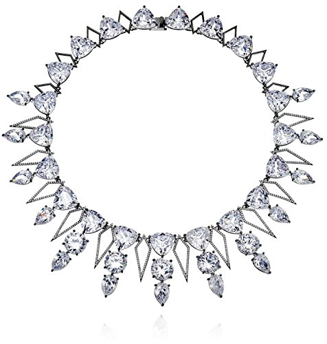 Noir Jewelry Callaly Statement Necklace, 16