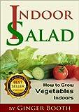 Indoor Salad: How to Grow Vegetables Indoors
