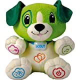 Ultimate LeapFrog My Pal Scout Puppy - Green with accompanying Set of 10 KiddiSafe Door Stoppers