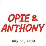Opie & Anthony, Damon Wayans, Shawn Wayans, and Marlon Wayans, July 31, 2014 | Opie & Anthony