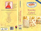 Novelty Cakes: Presented by Jane Asher (Sainsbury's Video Cookery)