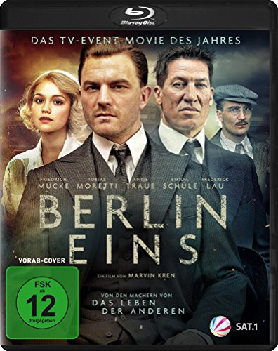 Mordkommission BERLIN 1 [Blu-ray]