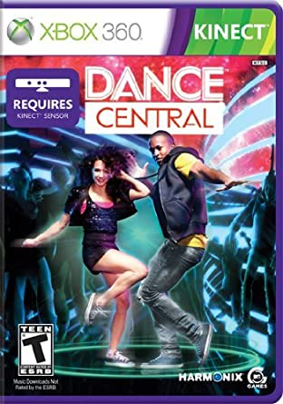 Dance Central at Amazon.com