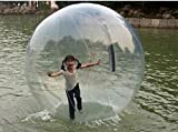 2m Water Walking Roll Ball / Ball / Inflatable Zorb Ball Soccer Bubble PVC 0.8mm-1.0mm PVC(optional)