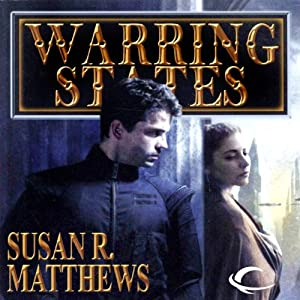 Warring States: Jurisdiction Universe, Book 6 | [Susan R. Matthews]