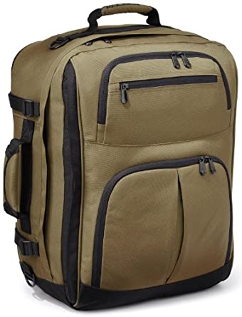 Rick Steves Convertible Carry-On Bag-Camel