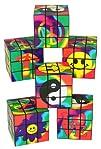60s Magic Cube Puzzles 1 dz