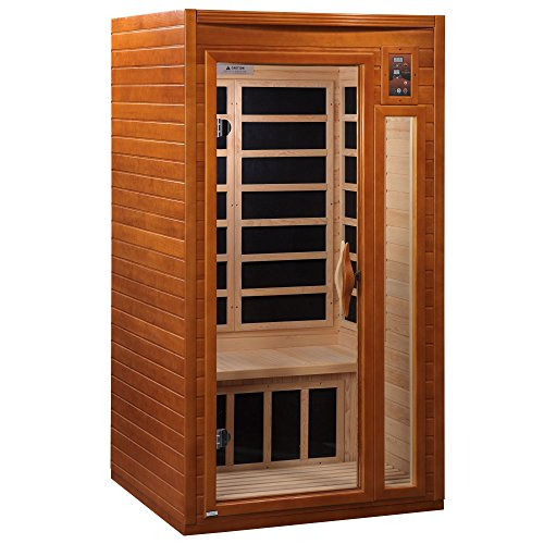 DYNAMIC-SAUNAS-AMZ-DYN-6106-01-Barcelona-1-2-Person-Far-Infrared-Sauna-Curbside-Shipping