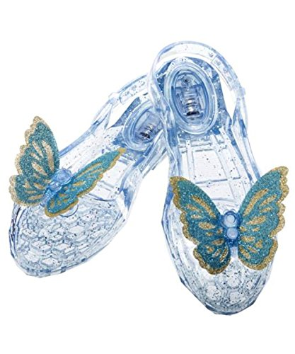 CINDERELLA LIVE ACTION 82057 Enchanted Waltz Light Up Glass Slippers Costume