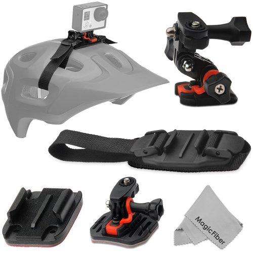 Vivitar Helmet Mount Kit for GoPro