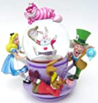 Disney Alice Tea Party Snowglobe