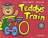img - for Teddy's Train, Level A : Activity Book book / textbook / text book