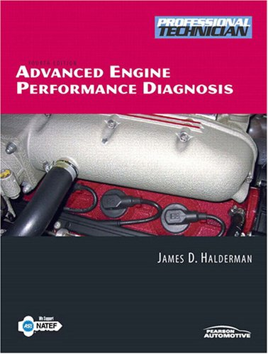 Advanced Engine Performance Diagnosis (4th Edition)